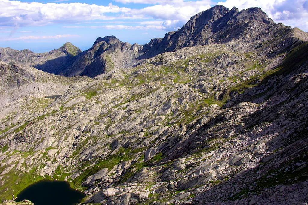 By Chenessy Monte dei Corni & Punta della Fricolla 2005