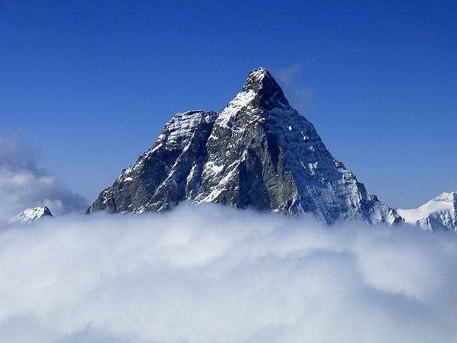 Matterhorn seen from Klein...