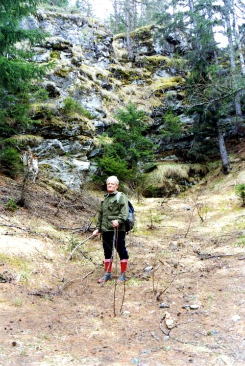 North Wall Mountain Guide Giulio Adolfo