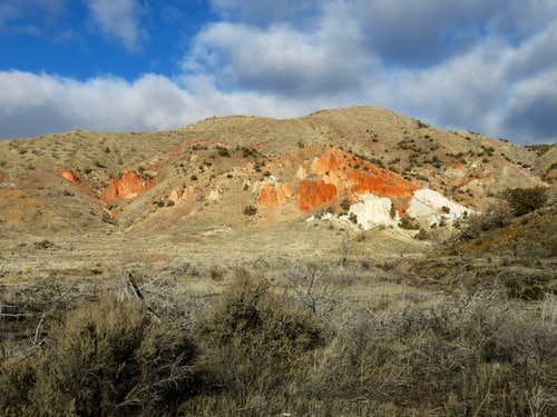 Red Rocks summit area