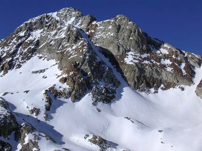 North Couloir