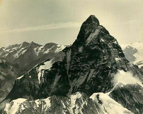 Matterhorn - Mischabelhörner