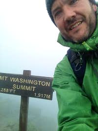 Mt. Washington 10-02-2013