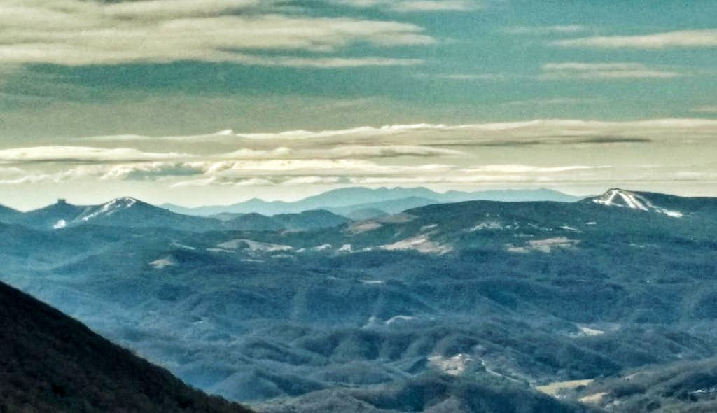 view from snake mtn