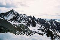 Castle Peak, taken from near...