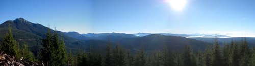 Littler Pilchuck south pano
