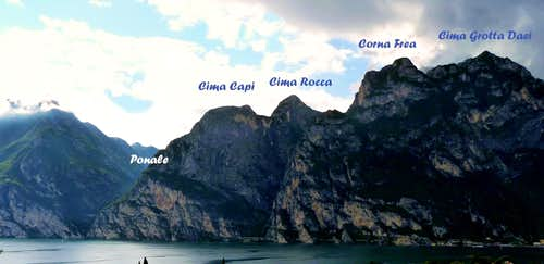 Cima Rocca topo