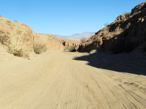 Borrego Wash