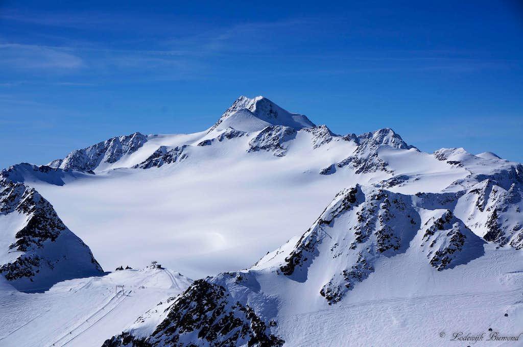 Wildspitze (3768m, N-Face)