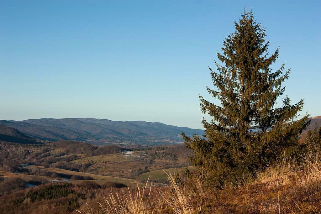Mount Jaslo and Fereczata