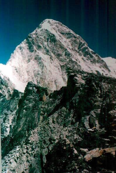 Kala Pataar summit in...
