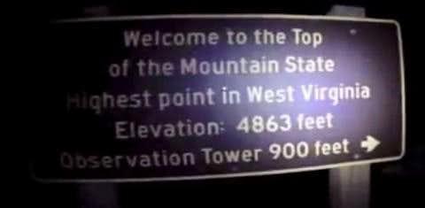 Midnight Winter Summit w/ Video, Spruce Knob--High Point 9