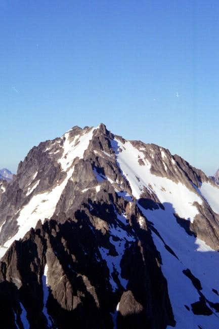 Mount Buckner from the Sahale...