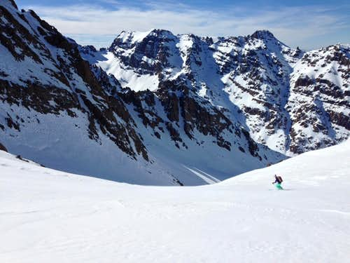 Imouzzer ski descent