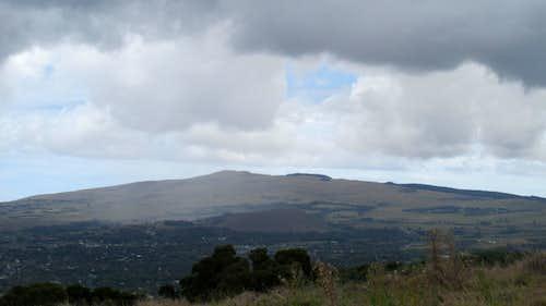 Maunga Terevaka from Ahu a Kivi
