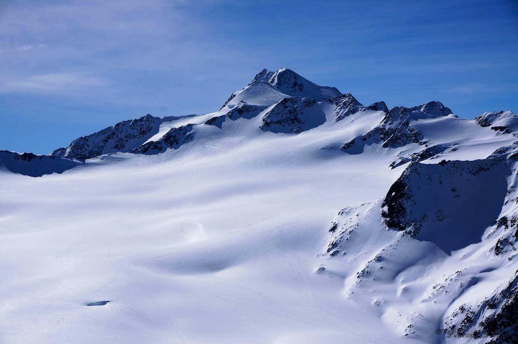Wildspitze (3768m)