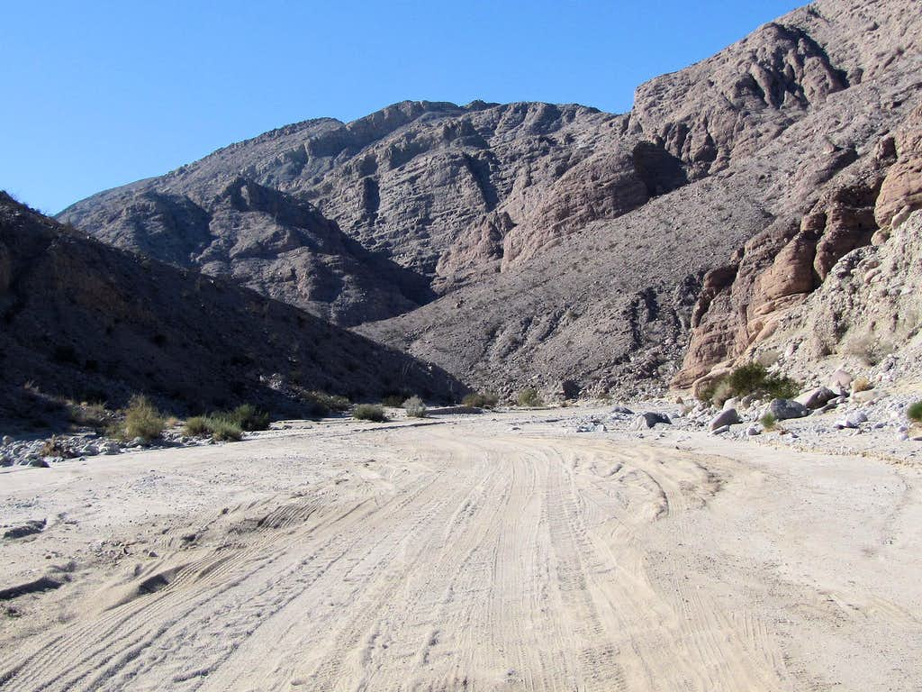 Split Mountain Gorge