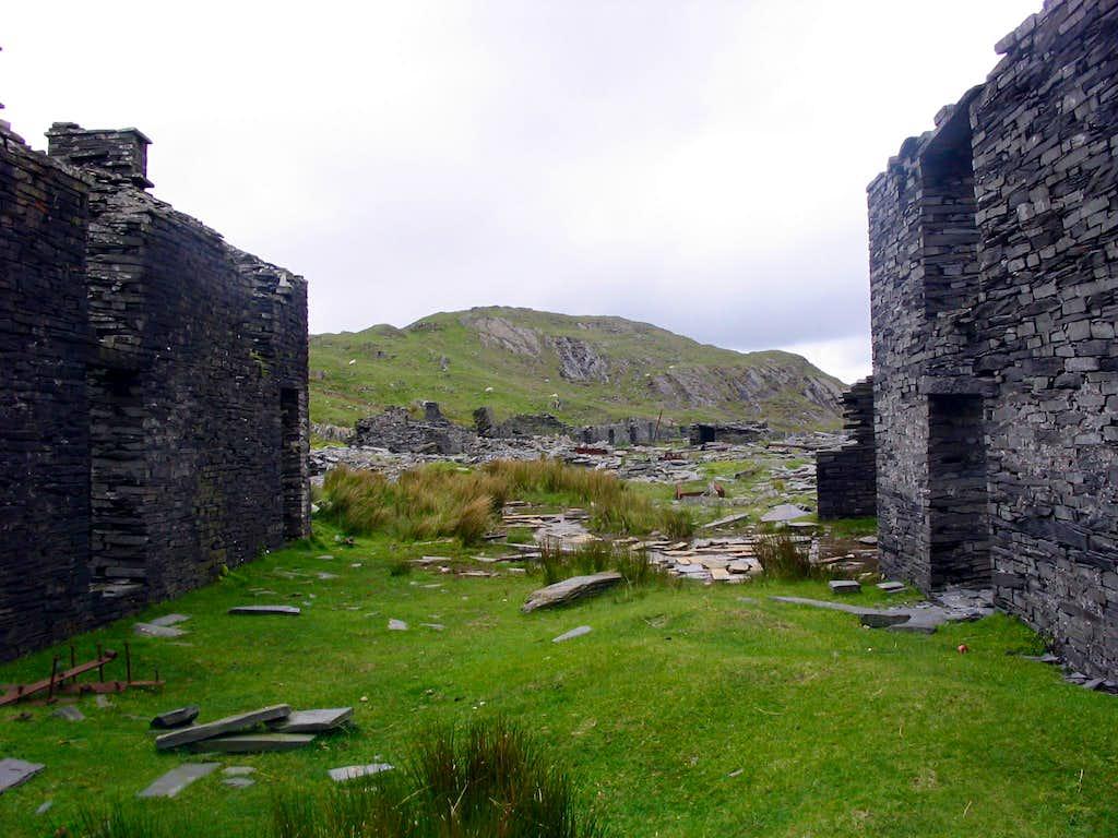 Rhosydd Quarry