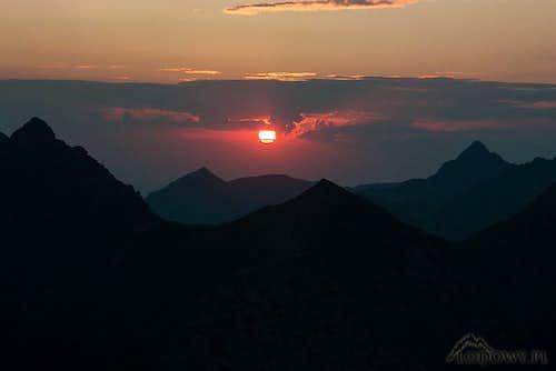 Mlynar sunrise