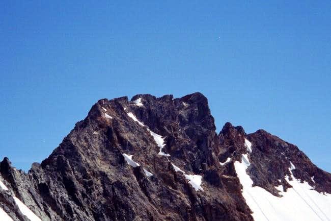 Boston Peak from the summit...