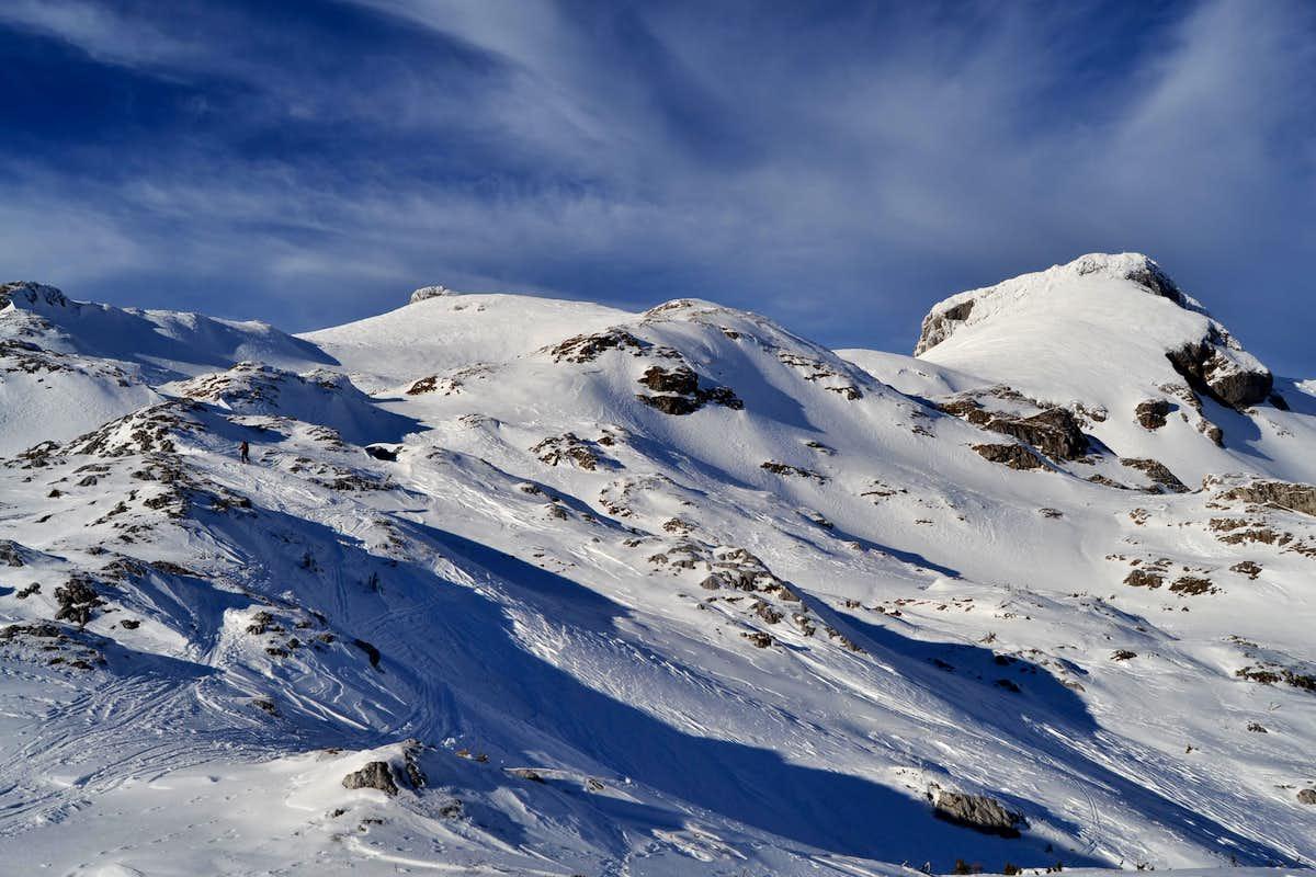 ebenstein photos diagrams topos summitpost ebenstein