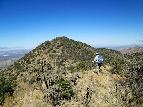 Fissure Peak