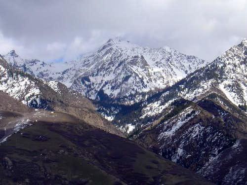 Broads Fork Twin Peaks, taken...