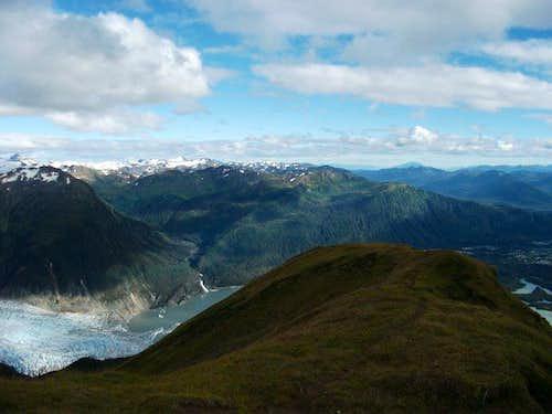 Mt. McGinnis Summit View