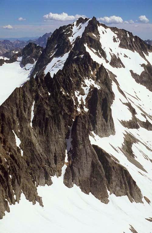 Ripsaw Ridge and Mt. Buckner...