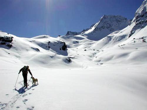 The plateau under Chalet de...