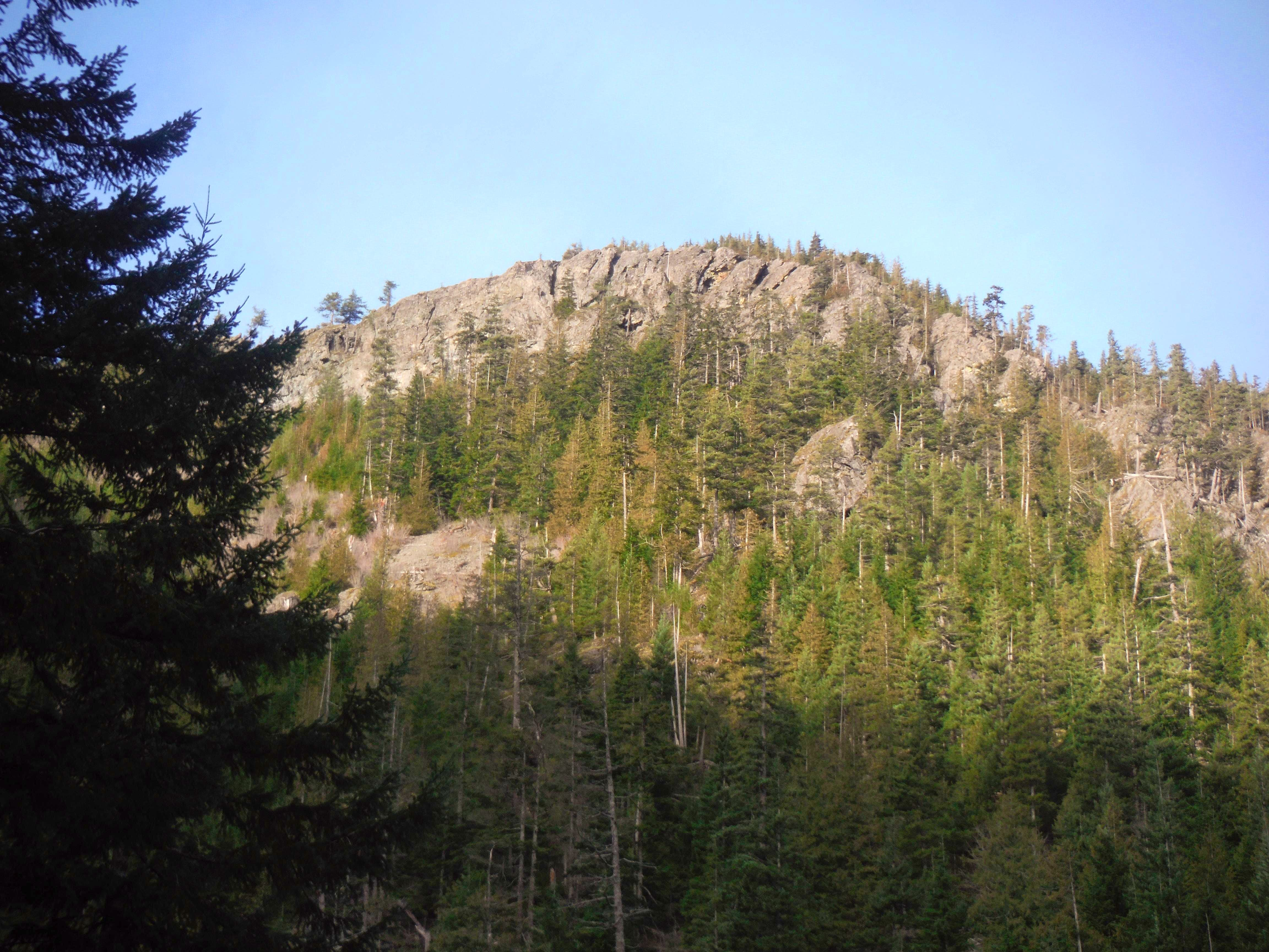 Olallie Point