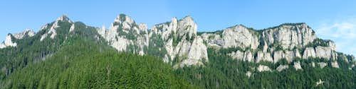 The Ceahlău Massif