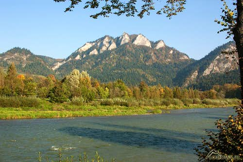 Mount Trzy Korony