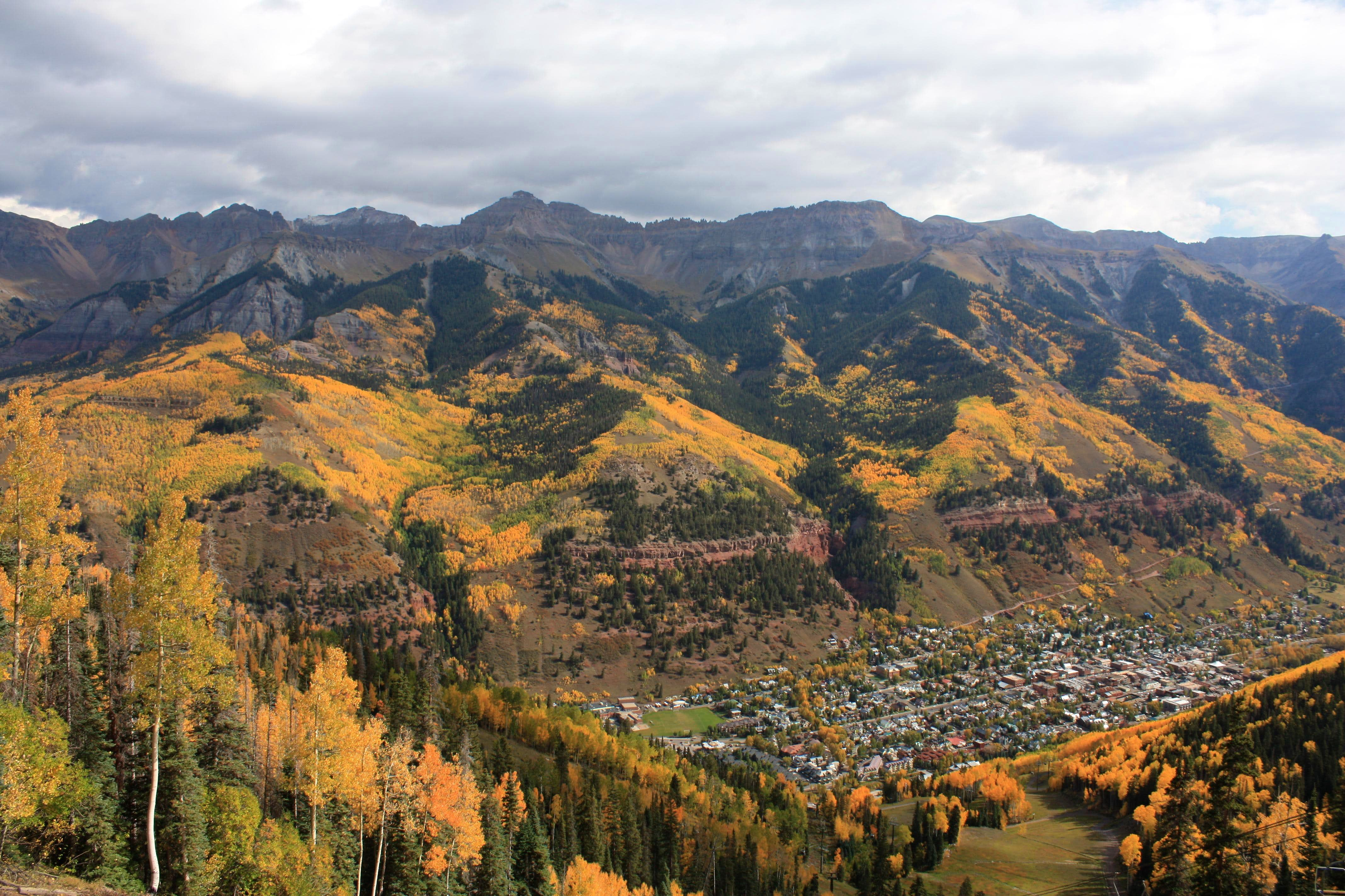San Juan Skyway - Fall Colors