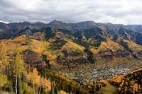 Telluride Fall Color