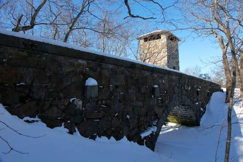 Eliot Bridge and the Tower