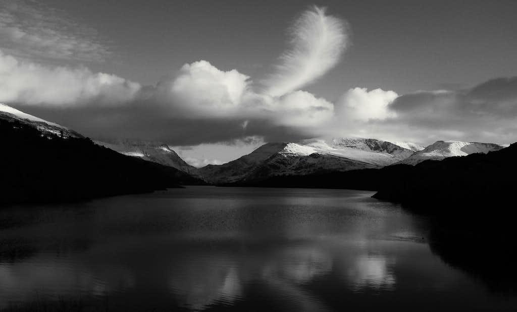 Snowdon Sky