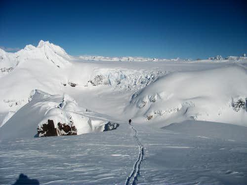 Juneau Icefield