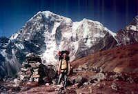Nepal Himalaya enroute Kala...