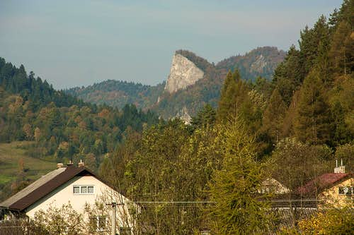 Mount Sokolica