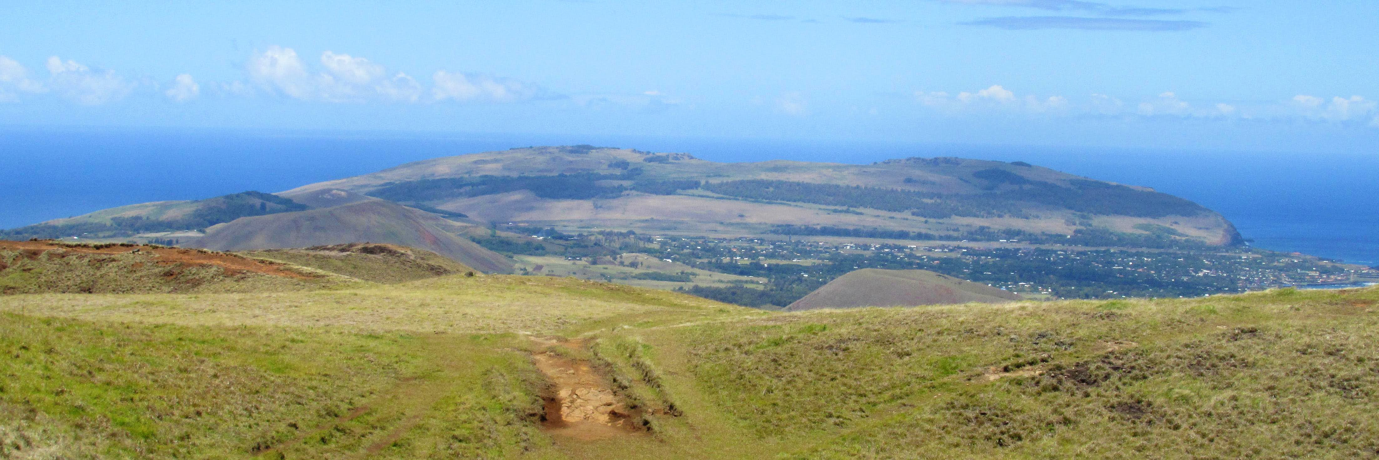 Rano Kau Summit Route
