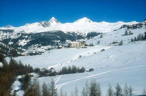 Molines, Grand Rochebrune,...