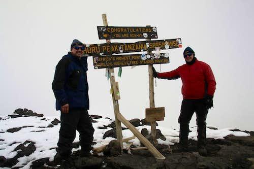 Climbing the 7 Summits