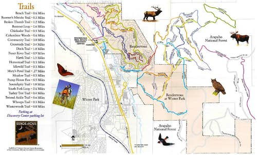 Idlewild trails
