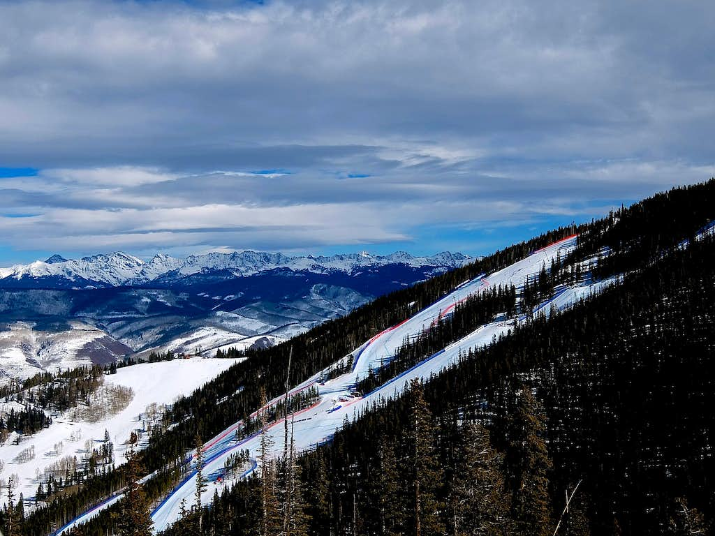 Gores from Beaver Creek