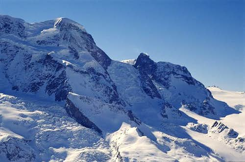 North Face of the Breithorn...
