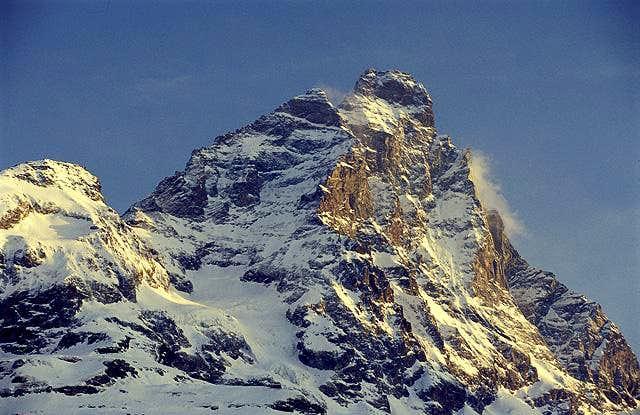 Monte Cervino seen from...