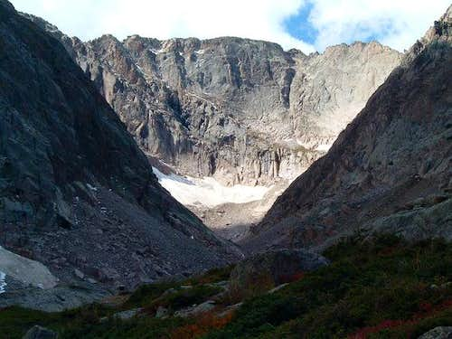 View of Powell Peak from...