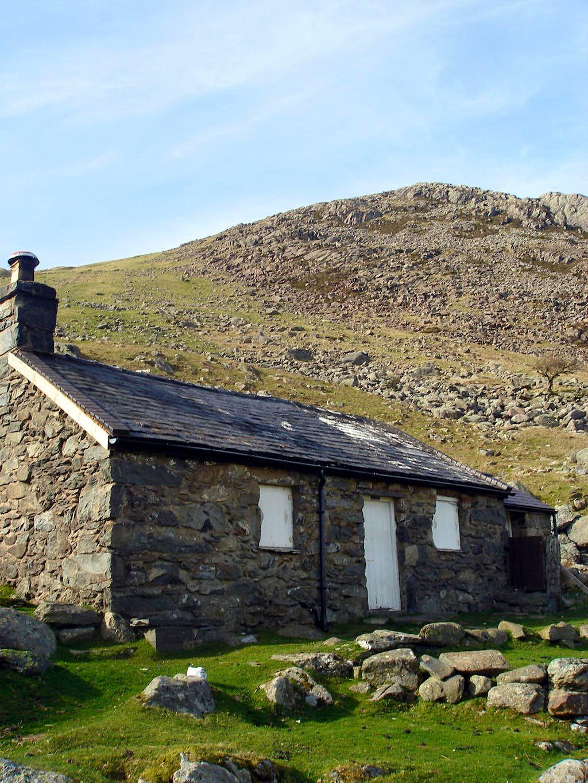 Eigiau Cottage