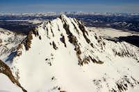 Williams Peak from Thompson